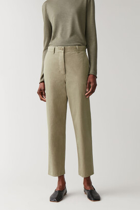 Cos Relaxed Cotton Chinos