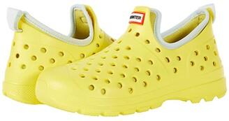 Hunter Original Lightweight Outdoor Shoe (Little Kid/Big Kid) (Spanish Dancer/Spearmint) Kid's Shoes