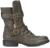 Fiorentini+Baker buckle boots