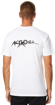 RVCA Astrodeck X Mens Tee White
