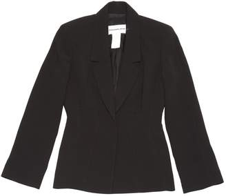 Thierry Mugler Black Polyester Jackets