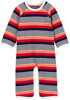 Toobydoo Maiori Striped Jumpsuit (Baby Boys)