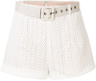 We Are Kindred Marbella high waisted shorts