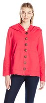 Neon Buddha Women's Corrina Hooded Jacket