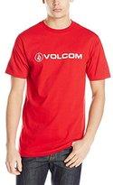 Volcom Men's Euro Pencil T-Shirt