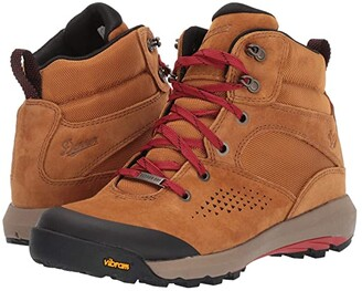Danner 5 Inquire Mid (Brown/Red) Women's Shoes