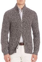 Brunello Cucinelli Ribbed Knit Cashmere Sweater