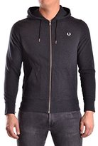 Fred Perry Men's Loopback Hooded Sweat
