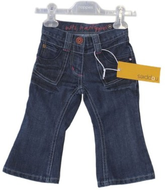 Noppies Girls' Trousers Blue Size 74cm (9-12 Months)