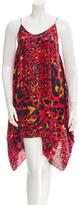Zimmermann Silk Printed Dress