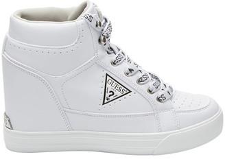 GUESS Demetra White Sneaker