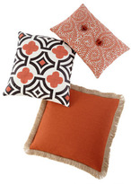 Ginger, Spice, and Orange Accent Pillows