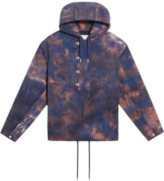 Fenty by Rihanna Tie-dye shell jacket