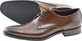 Loake Bros. Bressler Derby Shoes, Dark Brown