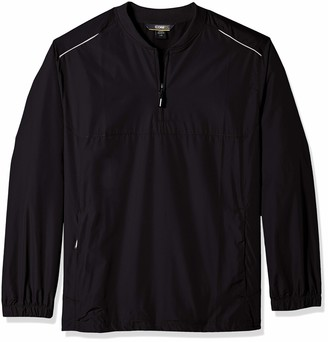 Ashe City Men's ACTY-CE704-Techno Lite Quarter-Zip