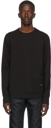 Alyx Black Buckle Sweatshirt