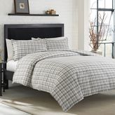 Eddie Bauer Beacon Hill Flannel Duvet Set