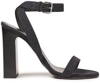Balenciaga Denim Sandals