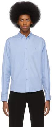 Balenciaga Blue Shrunk Shirt