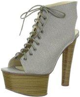 C Label Women's Kelly-4 Platform Sandal