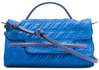 Zanellato Quilted Tote Bag