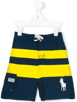Ralph Lauren Kailua swim shorts - kids - Polyester - 2 yrs