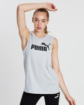 Puma Essentials+ Cut Off Tank Top