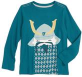 Tea Collection Samurai Graphic T-Shirt (Toddler & Little Boys)
