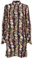 Equipment Daphne Floral Shirt Dress