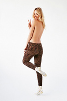 Womens CHENILLE LEGGING