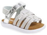 Toms Toddler Girl's Huarache Sandal