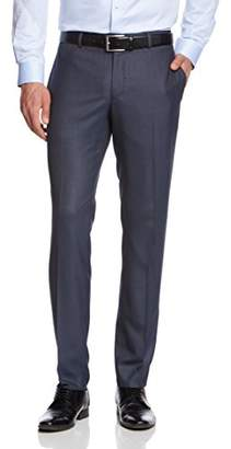 Jack and Jones Men's Jjroy Trousers Navy Noos Straight Trousers,(Manufacturer size: )