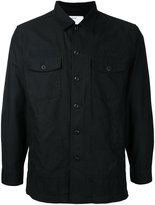 Monkey Time military style shirt - men - Cotton - S