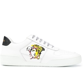 Versace Medusa low-top sneakers