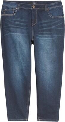 1822 Denim 23 Capri Jeans
