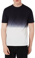 Topman Men's Fade Ombre T-Shirt