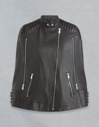 Belstaff SIDNEY LEATHER CAPE