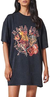 nANA jUDY Kingdom T-dress