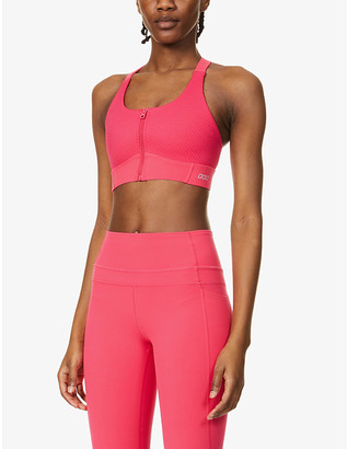Lorna Jane The One stretch-woven sports bra