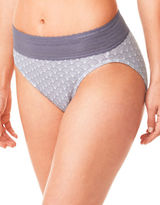Warner's Lace Trim Hi-Cut Panties