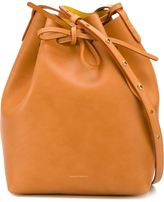 Mansur Gavriel large bucket bag - women - Leather - One Size