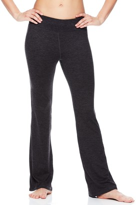 Gaiam Women's Om Marled Midrise Yoga Pants