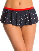 Tommy Hilfiger Swimwear Skylar Dot Flare Skirted Bottom 8142663
