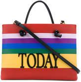 Alberta Ferretti Today shopper bag