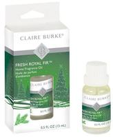 Claire Burke Fresh Royal Fir Home Fragrance Oil