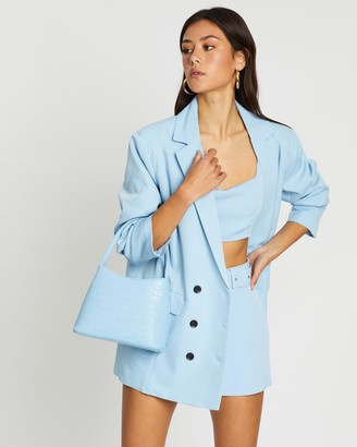 Missguided Co-Ord Oversized Double-Breasted Blazer