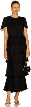 Rhode Resort Serena Dress in Black | FWRD