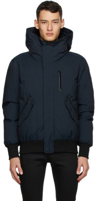 Mackage Navy Down Dixon-XR Jacket