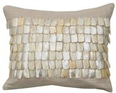 Catherine Malandrino Beaded Pillow