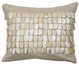 Catherine Malandrino Beaded Pillow